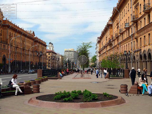 1 комнатная квартира в самом центре - Minsk - Apartment