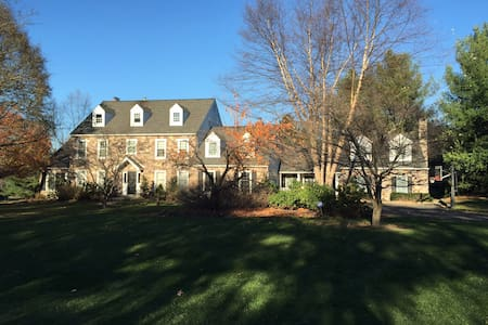 A Bucks County Retreat - Doylestown - 一軒家