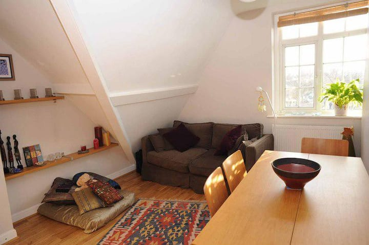 One bedroom clean cosy flat