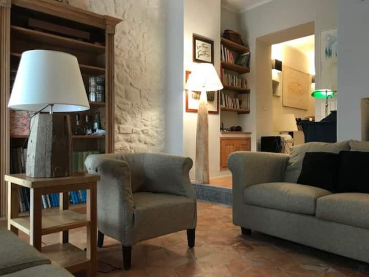 La Casa dell'Architetto - Monterubiaglio (Orvieto)