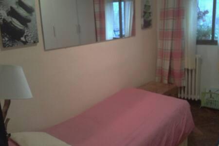 Habitación individual Segovia ctro - Segovia - Ev