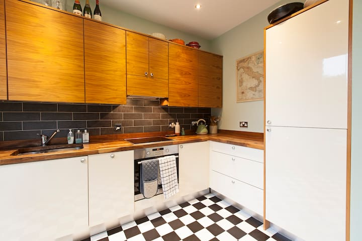 Cosy apartment in heart of busy Chapel Allerton - Leeds - Apartament