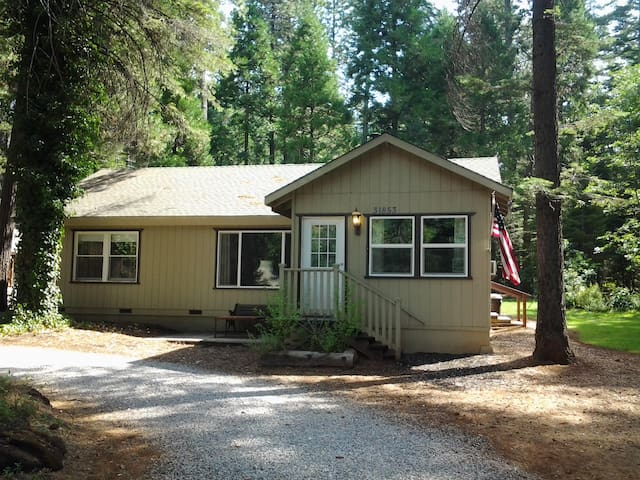 Mt Lassen Vacation Home