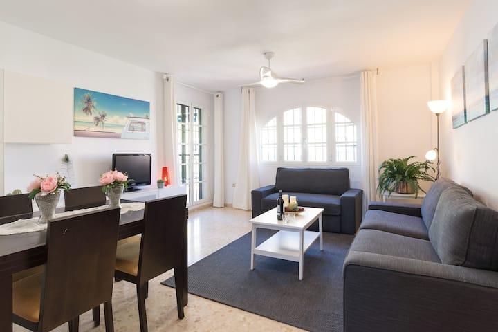 Apartamento Sandy Playa Golf en Málaga
