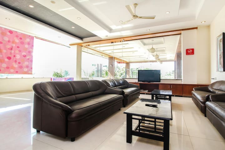 Room for your Full Family Stay @Shirdi