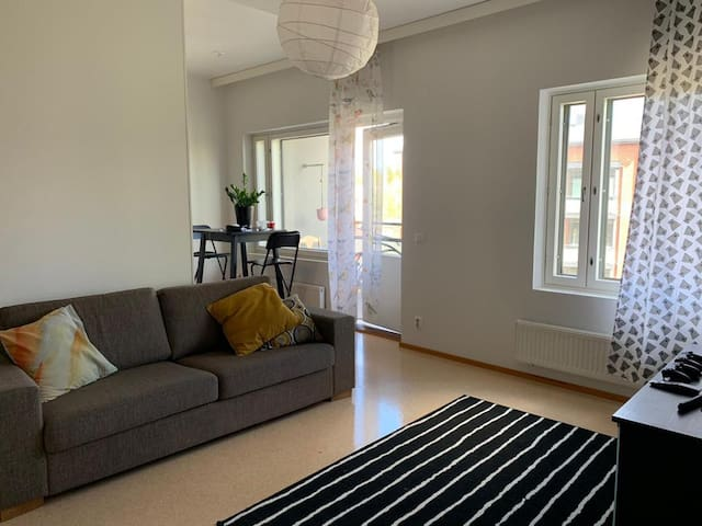 Cozy apartment for 2 to 4 guests at Tampere