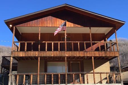 Hunter's Paradise close to Snowskiing Resorts - Meeker - Talo