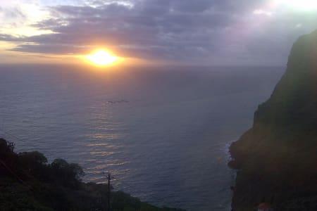 2 Bed Chalé / BBQ,Amazing Sea Views - Ribeira Brava - Casa