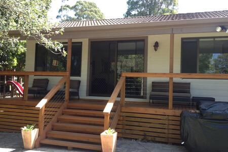 LAKE ESCAPE, LAKE CONJOLA NSW - Conjola Park - Haus