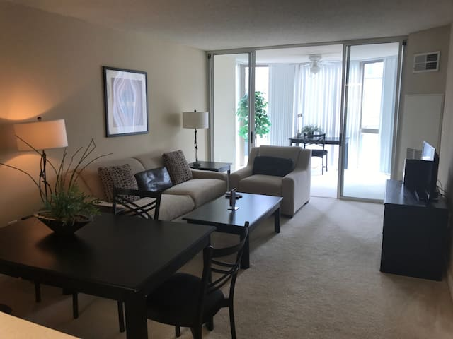 1Br in Luxury Chinatown/Gallery Place Building