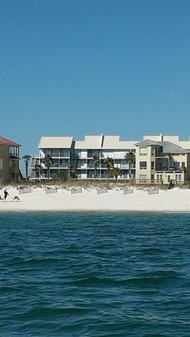 Seascape Condos Orange Beach