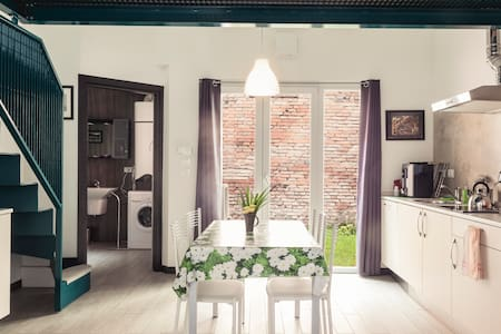 LOVELY & QUITE NEAR AIRPORT&STATION - Bologna - Haus