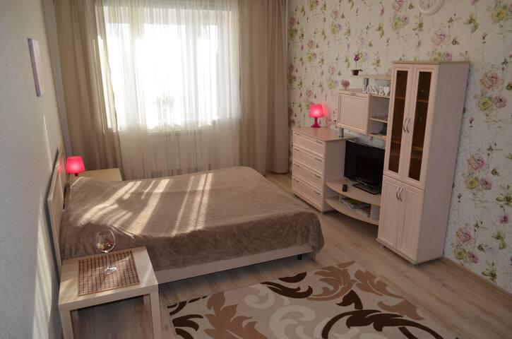 2 Новая квартира в Соловьиной роще - Smolensk - Appartement
