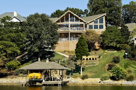 $2M Tellico Lakefront Estate - Loudon