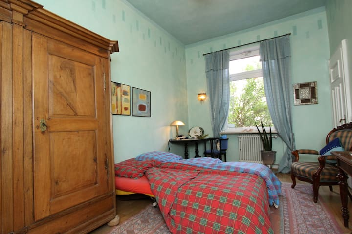 cosy luxory centrally located - Frankfurt - Bed & Breakfast