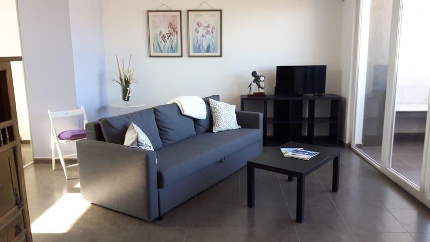 Casa Sol Bigastro - idyllischer Ort, modernes Apt.