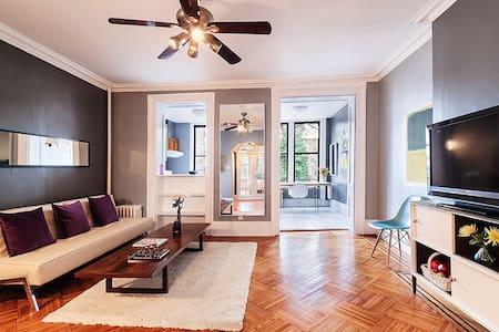 1000 SQ FT Cobble Hill Übercharmer - Brooklyn - Appartement