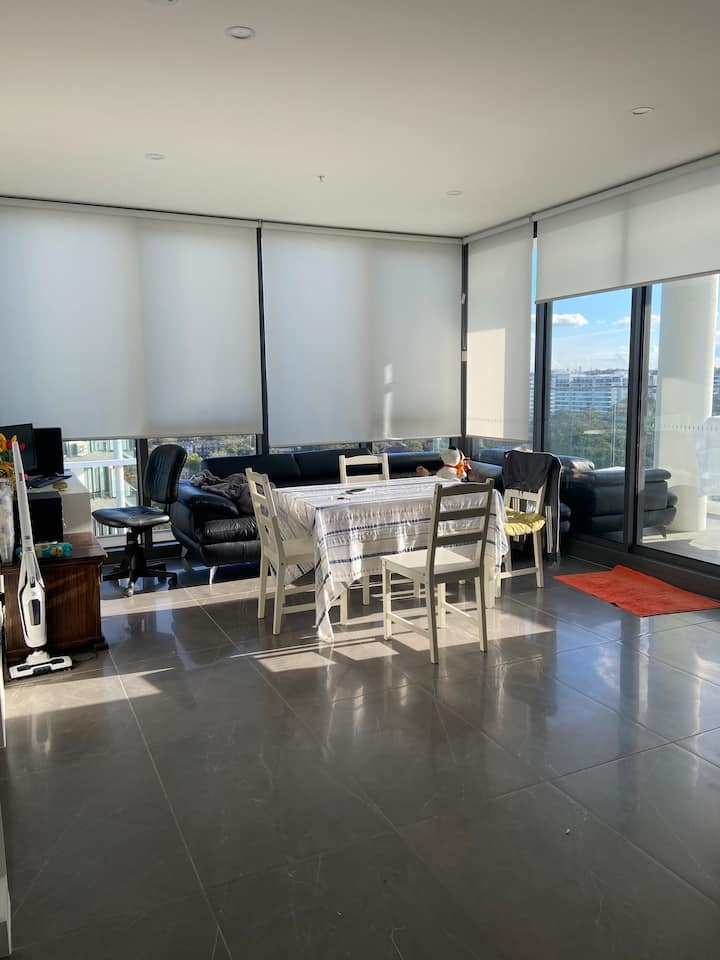 Stunning view master bedroom available in MQ Park
