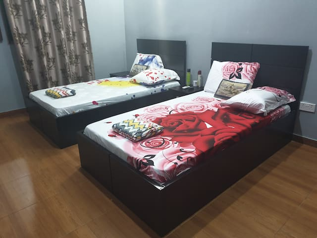 San Siro - Ogudu Phase 2 - (Single Bed * 2)