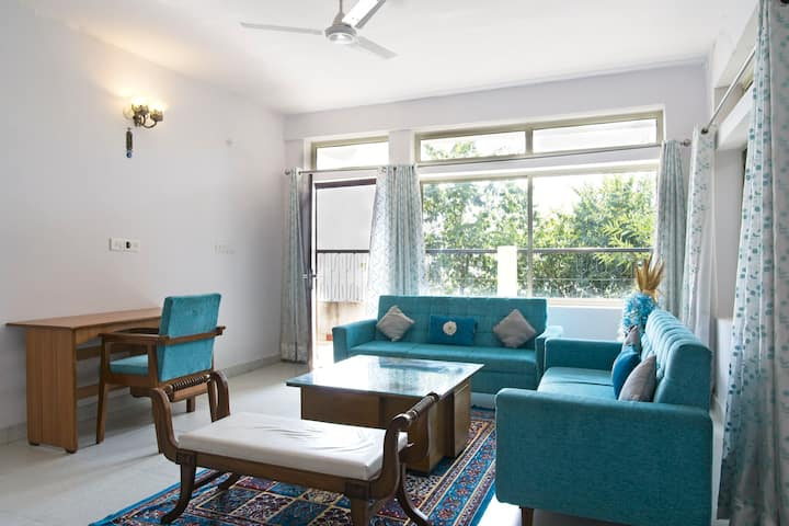 Turquoise 2bhk on the outskirt of Nainital