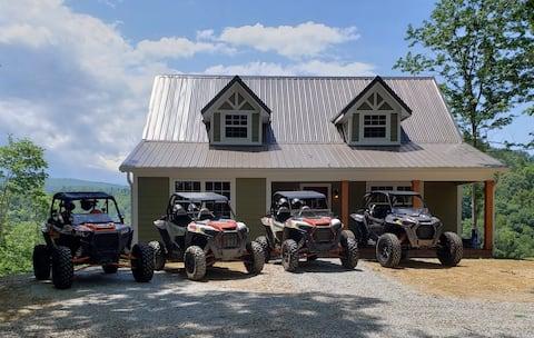 Brian's View at Walden Woods - Royal Blue WMA-ATVs