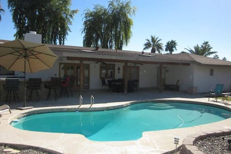 Cozy Queen in Litchfield Park - Litchfield Park - Hus
