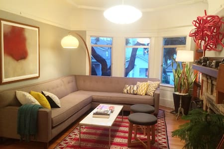 Stylish 2bed in the heart of Bernal