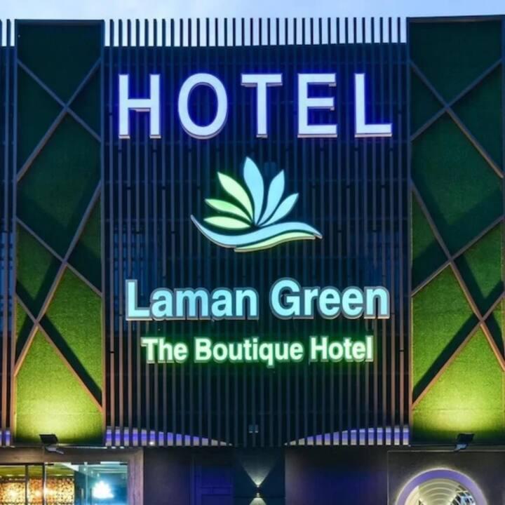 SINGLE ROOM - BOUTIQUE HOTEL LAMAN GREEN