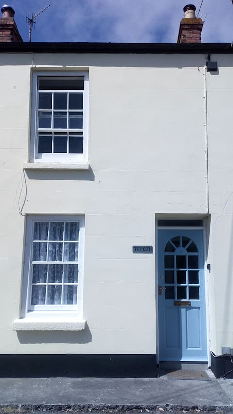 Top Cot Cottage: comfortable, friendly, St Just!