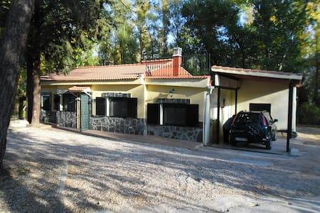 Casa junto al lago - Auñón