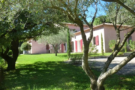 Maison avec Piscine en Provence - Drôme - Hus