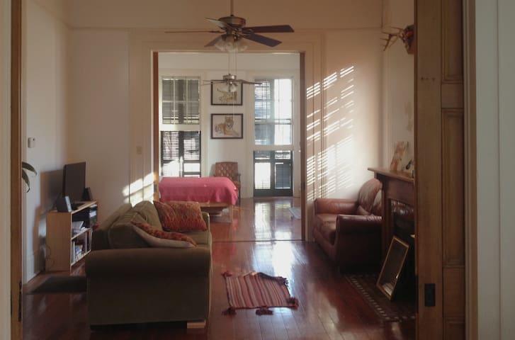 Historic Condo Near Parades - New Orleans - Apartment