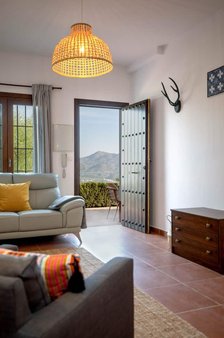 Apartment Arias..stunning country location