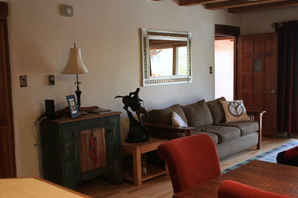 Beautiful Taos Mountain Retreat
