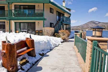LakeView - Kitchen - Fireplace -Spa - Lac Big Bear