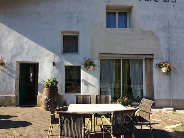 Appartement Les Oiseaux - Fontaines-Saint-Clair - Appartement