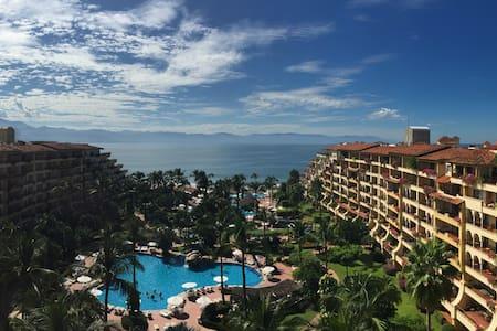 Amazing beach front view! - Puerto Vallarta