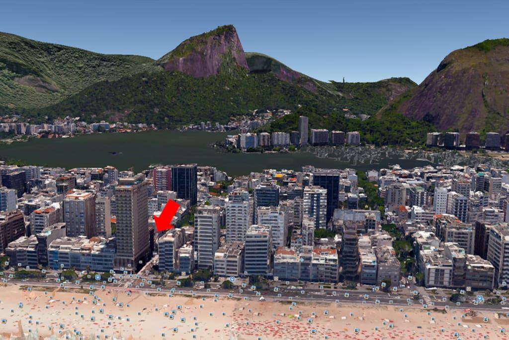 Predio onde esta o apartamento ( Building where is located the apartment)
