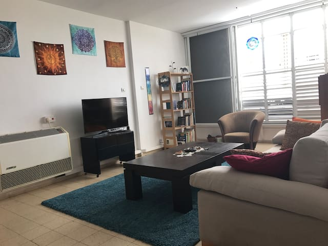 Spacious and bright! just 20 minutes from Tel Aviv - Kiryat Ono - Appartement