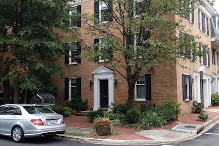 Private First Floor Apartment in Foggy Bottom - Washington - Other