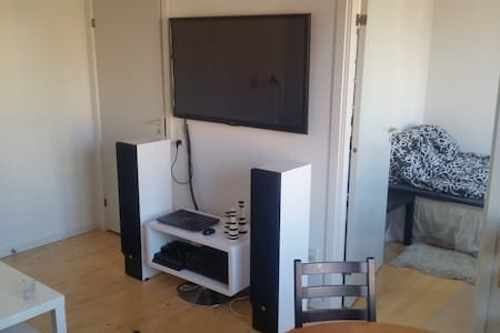 Nice and bright apartment in the city center - Odense