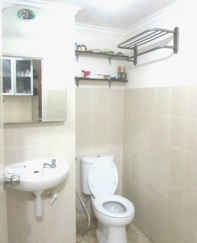 Private Apart 2BR Puncak Kertajaya
