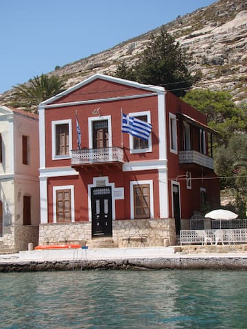 Historical House of Kastellorizo - Megisti,