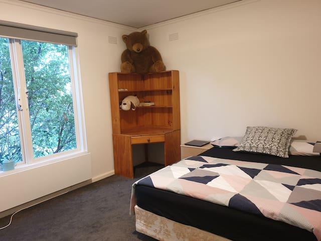 Private cozy room @ Toorak