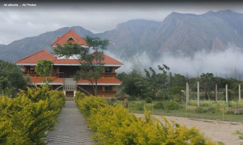 Stylish View/Mountains/National Park/Wildlife Stay