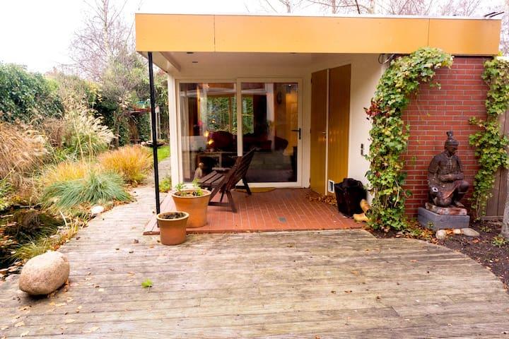 Cosy Gardenhouse - Groningen - Bed & Breakfast