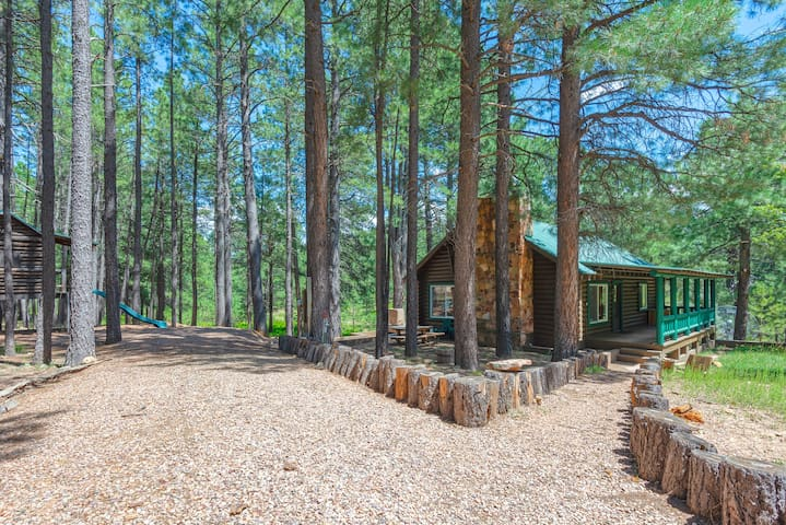 Forest Lakes Cabin