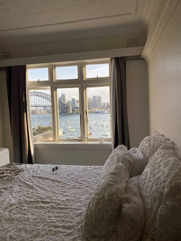 Spectacular Harbour Views in North Sydney
