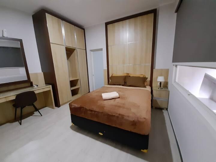 Green Nakula Residence Double Bed