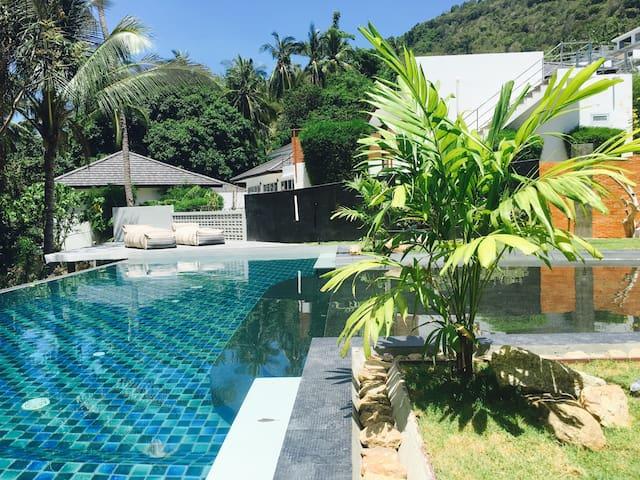 Cosy 2BR+Pool - CHAWENG - Ko Samui - Apartment